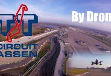 TT Assen by drone