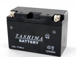 batterie moto gel