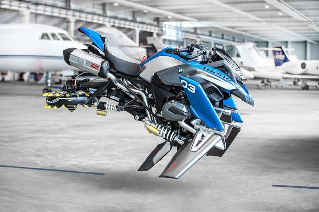 bmw hoverbike