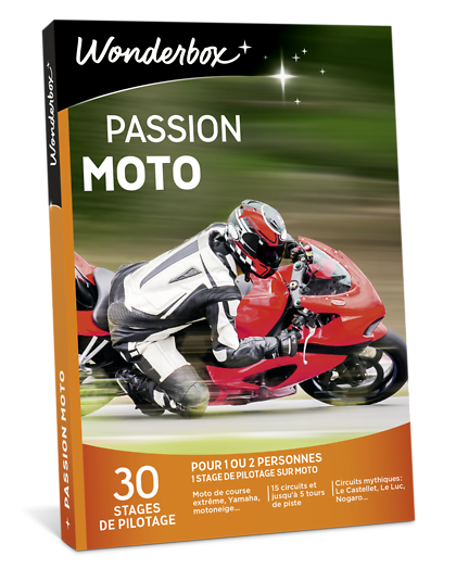 wonderbox passion moto