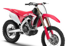 concours honda crf 250rx