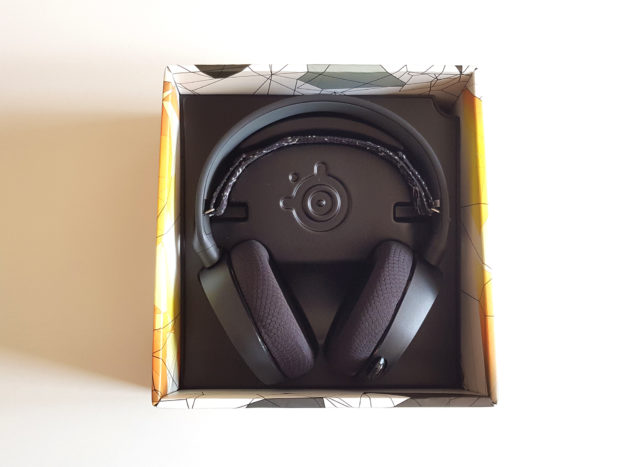 Test SteelSeries Arctis 5 001