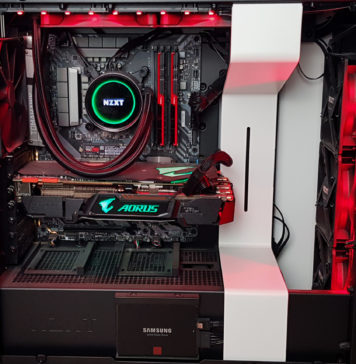config pc gamer 2019 watercooling
