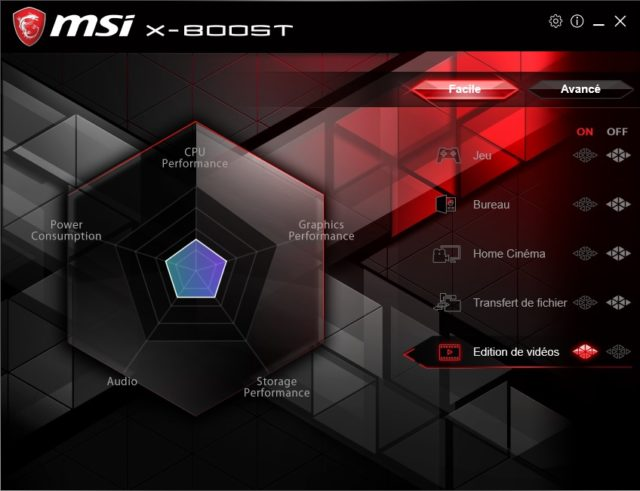 msi xb-boost
