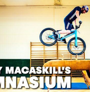 gymnasium bmx gymnastique