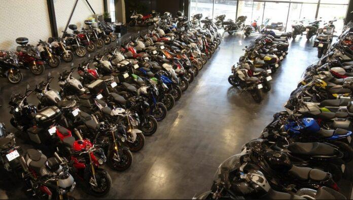 showroom motos occasions