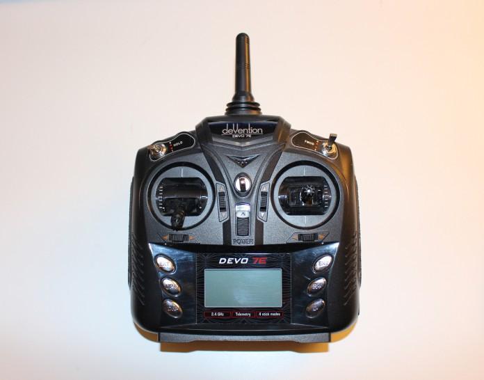 Radiocommande Walkera Devo 7E