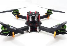 Drone Moka-X