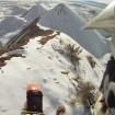 motocross montagne